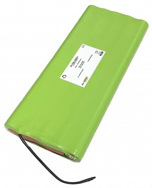 36V 5Ah NiMH Akku für Dauerleistungen bis 300 Watt