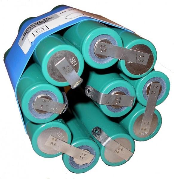 12 Volt LiFePo4 Akku 4800mAh Aufrüstung von NiMH auf LiFePo4 für Treble Light Treble light d1c