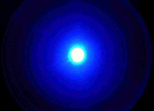 LED Einbauset Ledeinbauset blau/rot für Mini - Z Racer (3mm)