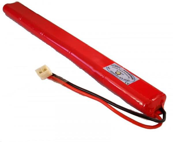 12 Volt AA - 2200mAh NiMH - Akku 5i2n H2Ole