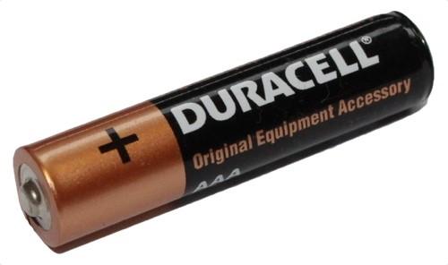 Duracell Micro AAA Batterie Alkaline 1,5V LR03