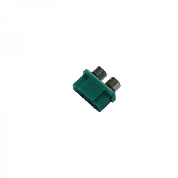 HSTR wie MPX Stecker mit Ring gr�n