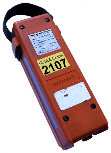 Akkureparatur für Leica 12V TPS1000 Wild GEB70 inkl. Einbau in Ihr Gehäuse