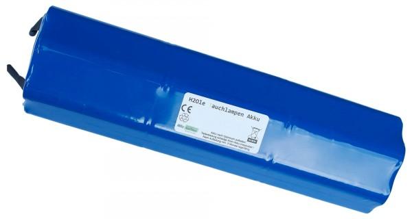 12V / 162Wh LiFePo4 Akku für z.B. Halcyonexplorertauchlampe