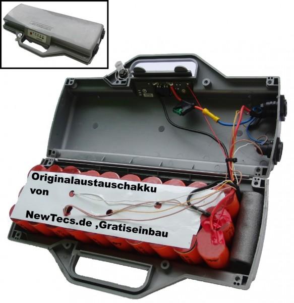 36V Lithium 10AH Ebike Akku inkl. Ladegerät für Heinzmann Pedelecs mit neuer Ladezustandsanzeige