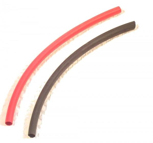 Schrumpfschlauch SR5,5 schwarz und rot