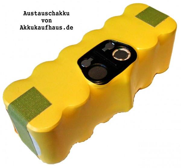 Akku für iRobot Roomba 4600mAh NiMH (521 / 531 / 534 / 555 / 564 / 581 / 625 / 770 / 780 )