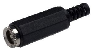 Hohlbuchse für Hohlstecker 5.5mm/2.5mm