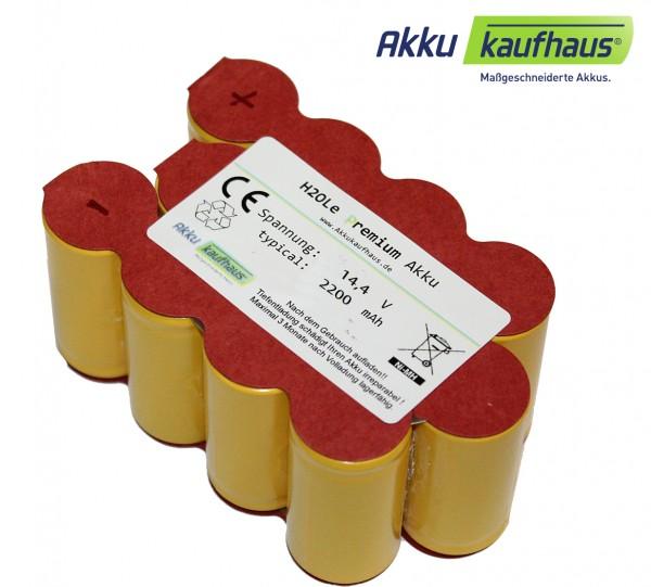 14,4V 2200mAh NiMH Akkueinsatz zum Selbsteinbauen für Fein-Akkugehäuse