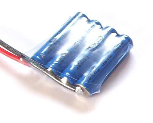 Empfängerakku 4,8 Volt / 1000mAh 4N mit Graupnerempfängerstecker