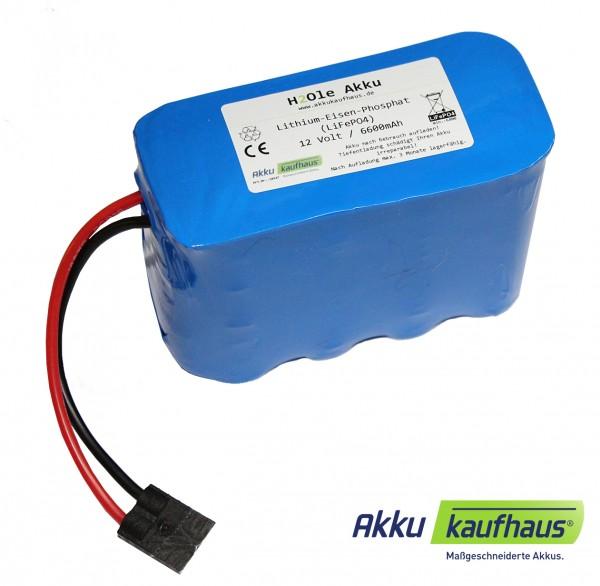 12V (13.2V) LiFePo4 - Akku inkl. 10A BMS - Elektronik