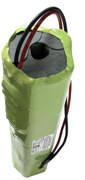 12,8V LiIon - Akku (LiFePo4) mit einer Kapazität von 8,3AH für Longlifetauchanwendungen