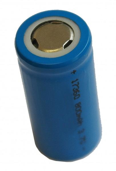 3,7 Volt 800mAh LiIon Akku Typ: 17360