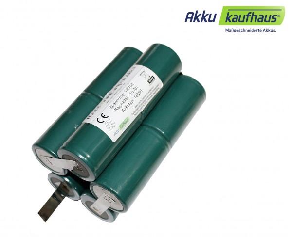 Sanyo Akku für Kowalski speed 1250 und Classic 1250 / NiMH 12V 10000mAh 2i5nz (Mono/Typ-D)