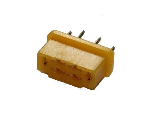 HSTR wie MPX Stecker gelb