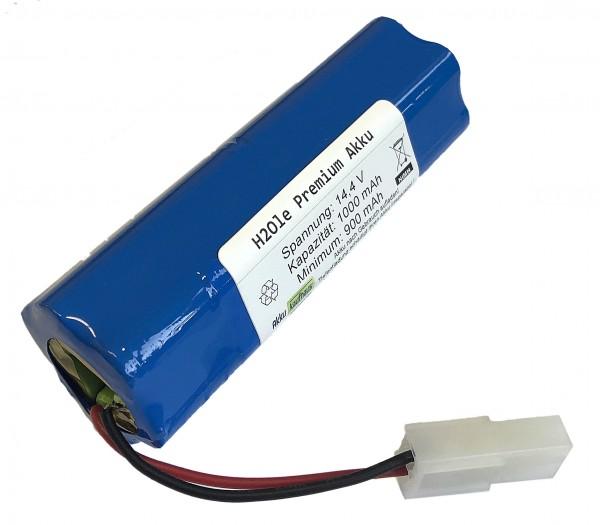 14,4 Volt / 1000mAh NiMH - Microakku (AAA) 2i6nz mit Minitamiya
