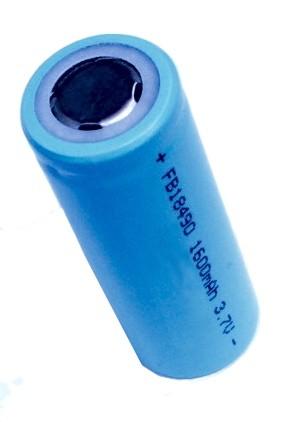 18490 Akku 3,7 Volt / 3,6V 1,6AH Li-Ion LiIon H2Ole