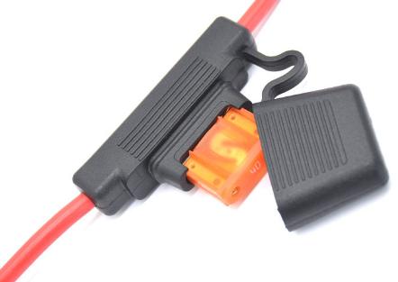Mini - FKS - Stromsicherungshalter