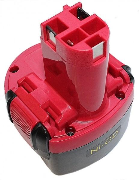 9,6V Akkupack NICD 1500mAh für Boschakkuschrauber oder auch Boschluftpumpe
