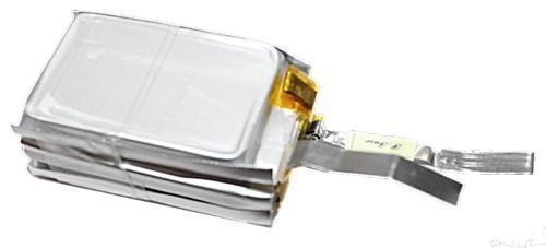 9 Volt / 1200mAh LiPo - Einwegbatterie mit einer Kapazität von 1200mAh