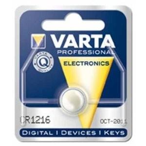 Varta CR 1216 Knopfzelle Lithium Batterie