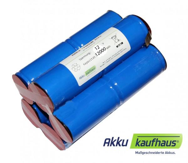 Akku für MB-Sub 512 12 Volt NiMH 12Ah 2i5nz (Mono)
