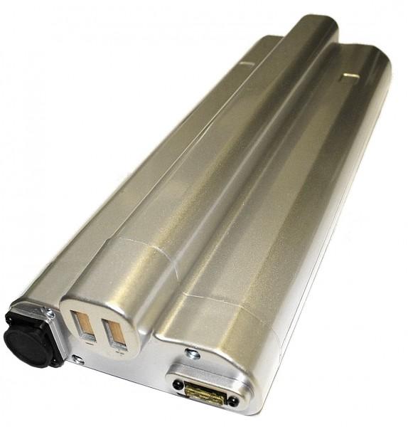 36V 7,5AH 288Wh LFP Akku eingebaut in Ihr Schachner Gehäuse Elektrofahrra