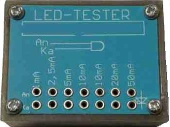 Leuchtdioden-Tester (Led-Tester)