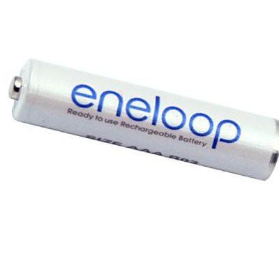 AAA Micro Sanyo eneloop 1,2 Volt 750mAh Akku HR03
