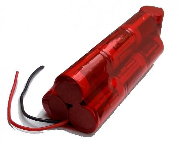 12 Volt 10000mA NiMH Mono Akkupack, f�r. z.B. Tauchlampen  3i3n1qlo von H2Ole