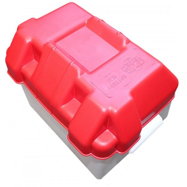 Komplettset: Bootsbatterie Leichtgewicht dank Lithium 12V / 40AH LiFePo4 - Akku inkl. 20A PCM + Lade