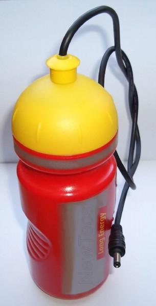 6 V Volt NiMH - Fahrrad Akku Flaschenakkupack, Typ NT - 5000mAh für z.B. Halogenstrahler