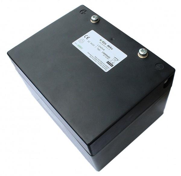 12V (13.2V) LiFePo4 - Akku 20AH im Kunststoffgehäuse