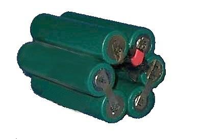 7,2 Volt NT 4/3 - 4500mAh AMP NiMH - Akku im Zylinderformat für Hartenberger Mini Kompakt Tauchl
