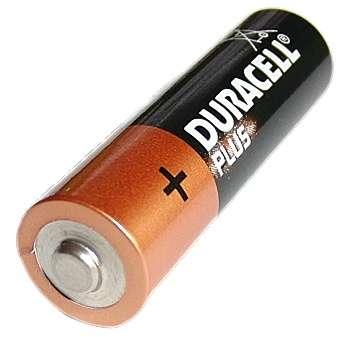 Mignon Alkaline Batterie Duracell Typ AA, LR6