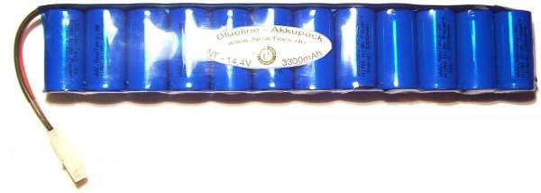 14,4V / 3400mAh NiMH Akkupack 12n H2Ole