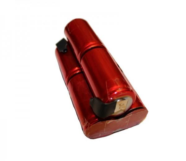 Panasonic(Sanyo) Akku für Kowalski speed 620 7,2V 3000mAh NiCd (Baby/Typ-C)