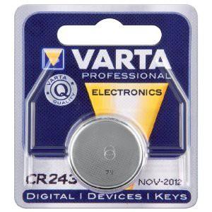 Varta CR 2430 Knopfzelle Lithium Batterie