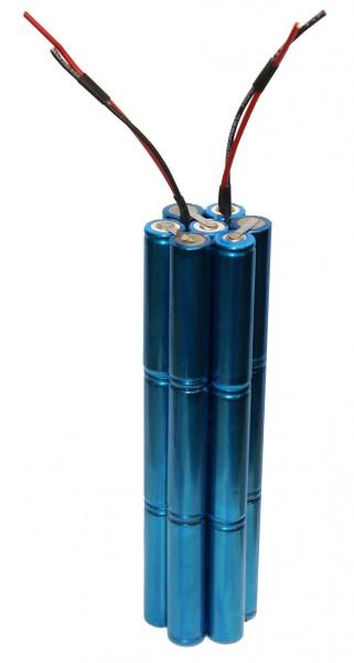 Akku für Halcyon EOS LED 12V 9000mAh NiMH 3i6nz2 (4/3A)