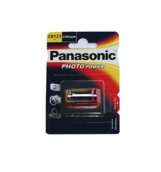 Panasonic CR123 Lithium