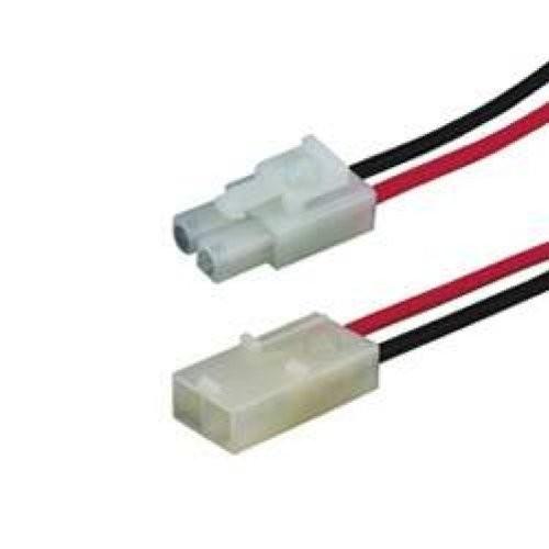 Kabel mit Akku Stecker und Buchse TAMIYA Länge 14cm